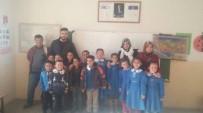 SARAYCıK - 'Her Zaman Yanınızdayız' Projesi Ekibi Saraycık Mahallesinde