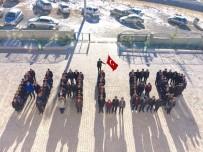 OKUL MÜDÜRÜ - İmam Hatip Lisesi Öğrencileri Halep'teki Zulme Sessiz Kalmadı