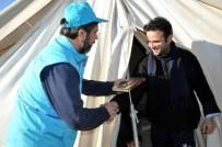 ŞANLIURFA - Kampta Kalan 5 Bin 500 Suriyeliye Kuran-I Kerim Dağıtıldı