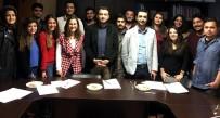 TıP FAKÜLTESI - Kan Hastalıkları Federasyonu İlk Toplantısını Yaptı