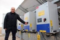 GÜNEŞ ENERJİSİ - Karaman Belediyesinin Güneş Enerjisi Santralinde Elektrik Üretimi Başladı