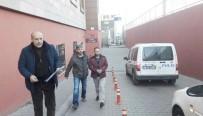 CINAYET - Kayseri'deki Alacak Verecek Kavgasının Zanlısı Adliyeye Sevk Edildi
