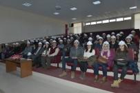 AHMET YILDIRIM - KMÜ'de Mühendis Dayanışması