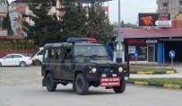 FIRAT KALKANI - Maltepe'den Gaziantep'e Askeri Sevkıyat Sürüyor