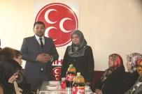 AYŞE ŞAHİN - MHP Sungurlu Kadın Kolları Oluşturuldu