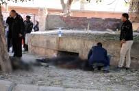 İÇIŞLERI BAKANLıĞı - Mısır'da Emniyet Noktasına Saldırı Açıklaması 6 Ölü