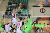 ANADOLU ÜNIVERSITESI - Nesine.Com Eskişehir Basket, Samsun BŞB Anakent'i Konuk Edecek