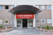 ACIL SERVIS - Nevşehir'de Acil Servisten 224 Bin 476 Hasta Yararlandı