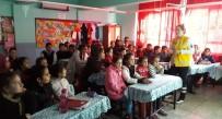 İL JANDARMA KOMUTANLIĞI - Öğrencilere 'Trafikte Hayata Yol Ver' Projesi Anlatıldı