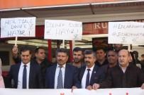 Osmaniye'de 'Dolara Hayır Türk Lirasına Evet' Yürüyüşü