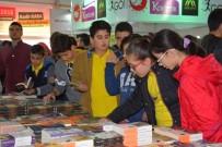 KITAP FUARı - Osmaniye'de Kitap Fuarı Açıldı