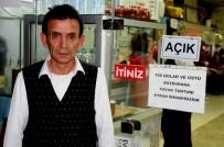 DOLAR VE EURO - 100 Dolar Ve Üstü Bozdurana Tavuk Tantuni Ve Ayran İkram