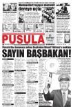TERMİK SANTRAL - Pusula Gazetesi'nden 'Başbakan'a Zonguldak Çağrısı
