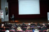 KONFERANS - Rehber Öğretmenleri Ve Okul Müdürlerine Konferans Verildi