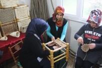 EBRULİ - Rize'de Sepet Örücülüğü Kursu İlgi Görüyor