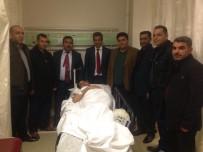 ŞANLIURFA VALİSİ - Şanlıurfa Valisi Güngür Azim Tuna Konvoyunda Kaza