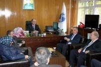 İLAHİYAT FAKÜLTESİ - SAÜ İlahiyat Fakültesi'nde Dekanlık Devir Teslim Töreni Yapıldı