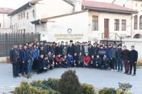 MEHMET TAHMAZOĞLU - Tahmazoğlu Öğrencilerle Sabah Namazını Kıldı