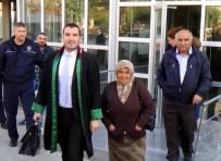 GİZLİLİK KARARI - Terlik Davasında Beraat Eden Anne Mahkemede Gözyaşlarına Boğuldu