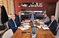 NILGÜN MARMARA - TESKİ Yönetim Kurulu Aralık Ayı Toplantısını Gerçekleştirdi