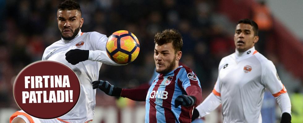 Trabzonspor 4-1 Adanaspor (maç sonucu)