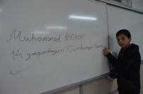İNGILIZCE - Ülkeleri Farklı Olsa Da Ortak Dilleri Türkçe