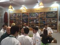 ÖZEL SEKTÖR - Ünlü Şefler Gastronomi Turizmi Kongresinde