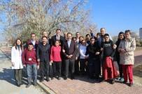 ŞAHIT - Uşak Belediyesi Engelli Gençlere Umut Oluyor