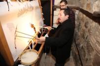 EBRU SANATı - Vali Balkanlıoğlu Yaşayan Kültürel Miras Müzesi'ni Gezdi