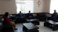 SİYASİ PARTİ - Vali Yardımcılığına Atanan Yıldız, Bozyazılılara Veda Ediyor