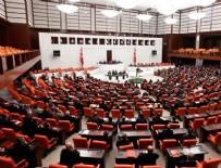 MECLİS BAŞKANLIĞI - AK Parti'nin Anayasa teklifi Meclis'te