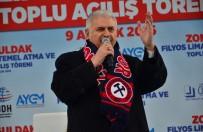 BİLİM SANAYİ VE TEKNOLOJİ BAKANI - Yıldırım Açıklaması Sultan 2. Abdülhamid'in Hayali Olan...