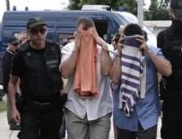 YÜKSEK MAHKEME - Yunanistan'daki darbeci hain: Korkuyorum