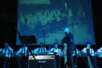 BARIŞ MANÇO - Barış Manço, Sazdan Adam Ve Kurtalan Ekspres Konseriyle Anıldı