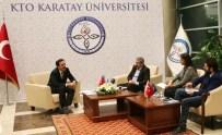 Başkan Öztürk Açıklaması 'KTO Karatay Üniversitesi Hızla Büyüyor'