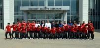 ÇAYıRBAŞı - Çekmeköyspor Lig Bitimine 4 Hafta Kala Şampiyonluğunu İlan Etti