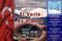 İBRAHIM ERKAL - İstanbul Erzurum Dernekleri Federasyonundan Anlamlı Kampanya