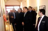 MUSTAFA KARADENİZ - Karaman'da Mevlana'dan İnciler Sergisi