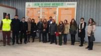 Kartepe Atık Getirme Merkezi'ne Ankara'dan Ziyaretçi Geldi