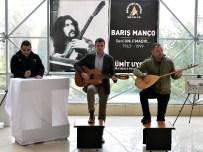 GESI BAĞLARı - Manço Anısına Muratpaşa'da Mini Konser