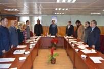 KAR KÜREME ARACI - Muş Belediye Meclisi Toplandı