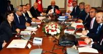 SEÇİM KANUNU - Anayasa Uzlaşma Komisyonu İkinci Kez Toplandı