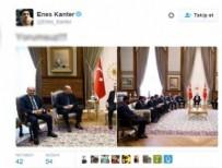 GÜLEN CEMAATİ - FETÖ'cü Enes Kanter'in zoruna giden fotoğraf!