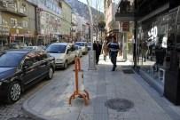 ERCAN ÇİMEN - Gümüşhane Belediyesi Kaldırım İşgallerine Son Verdi