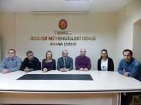 MEHMET TATAR - Jmo'da Görev Dağılımı Yapıldı