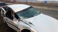 Kastamonu'da Trafik Kazası Açıklaması 4 Yaralı