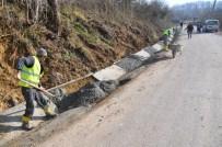 Ketenciler'de Trapez Kanal Çalışması Sürüyor