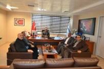 MEHMET BAYRAM - Muğlu'dan, SGK Müdürü Fındık'a Ziyaret