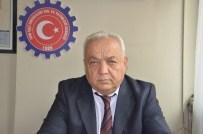 SATILMIŞ ÇALIŞKAN - Tüm İşçi Emeklileri Dul Ve Yetimleri Derneği Başkanı Mustafa Sarıoğlu;