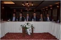 '2015 Yılı Değerlendirme Ve 2016 Yılı Hedeflerimiz' Toplantısı Yapıldı